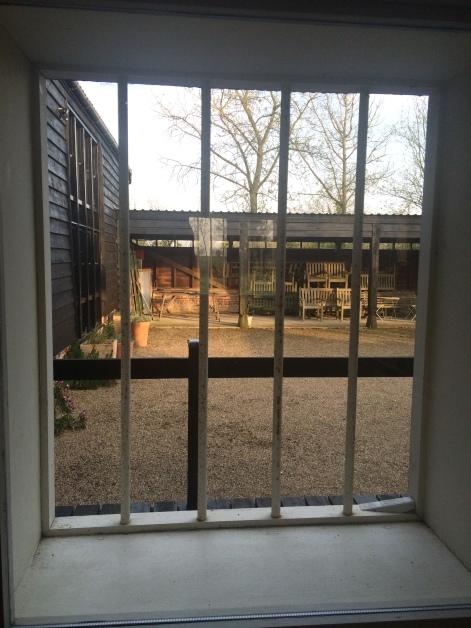 Blounts Courtyard View