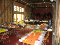 dinner in the barn 2
