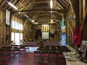 STOW Event 2015, Barn
