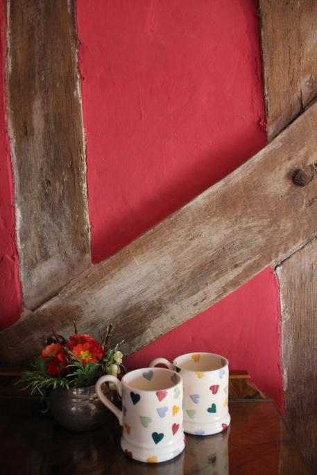 Flemings Tea and Beams